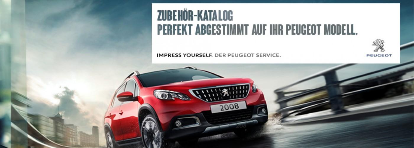 Peugeot original Zubehör
